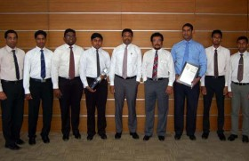 LAUGFS IT wins Special Merit Award at e-Swabhimani 2012