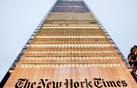 Chinese hackers target  New York Times