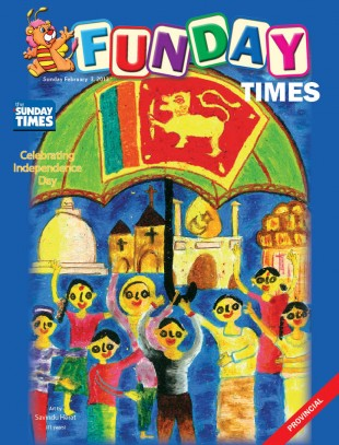 Funday Times Front Page