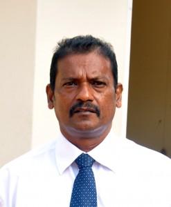 Principal  M.W.R. Alwis