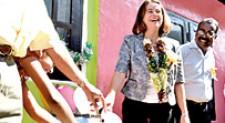 Australia and World Vision launch project in Nuwara Eliya