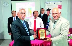 IIHS welcomes the President of Open University Malaysia