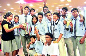 Thomas House emerges  victorious at SNIC Negombo –  Annual Sportsmeet