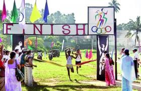 Sri Rahula Katugastota holds annual road race