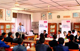 CIMA continues to support Rahula College cricket