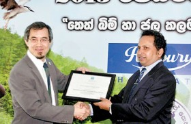 Wilpattu certified as a wetland of world importance