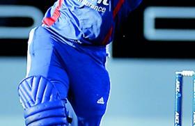 England beat  New Zealand by 40 runs