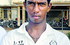 Harsha dazzles with double hat-trick