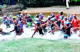 Mt. Lavinia to host 76th two-mile Sea Swim in March