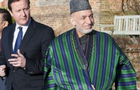 Afghan civil servants took �2.5bn in bribes in one year