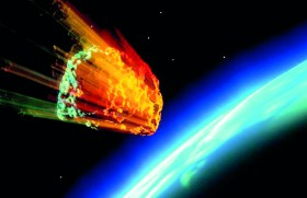 Close shave for Earth as asteroid is set to whizz by