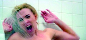 Revisited: Scarlett Johansson mimics Janet Leigh's performance in Sacha Gervasi's Hitchcock