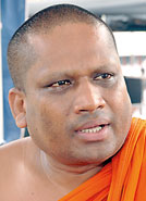 Eye witness:  Ven. Liyangahawela Gannaratana Thera