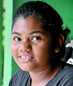 Women's cricket does not get enough exposure. A lot of people would not go to watch a women's world cup even if it's played in the country. This is unfortunate and we should not think that it won't be as entertaining as when guys are playing. Melissa Jayawardena (Student)
