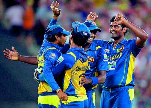 Sri Lanka managed well in the ODIs than in Tests.