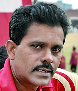 The national team's performance shows that our girls can play good cricket. We don't see our girls being properly trained to play cricket, football and rugby. This should be changed. I would not mind if my daughter excels in cricket, it should not only be a man's game. - Wasantha Perera  (Parent)