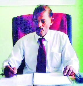Principal Mr.M.D.Dissanayake