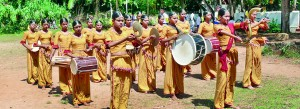 The College Eastern Band