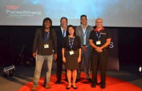 BBDO Lanka MD speaks at inaugural TEDx event in Mauritius
