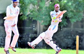 Ian and Udara in record 309 stand for Ragama CC