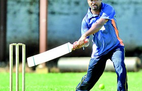 Murali back in action
