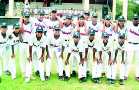 Richmond emerge baseball champions