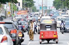 Next vehicle census in Sinhala and Tamil: DIG Traffic