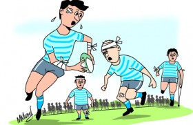 Injury management and school rugby