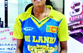 Sithuya makes Union College Jaffna proud