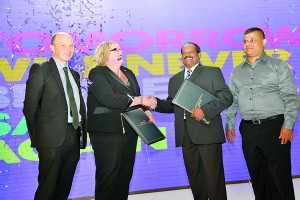 Credentials - Exchanging the MOU