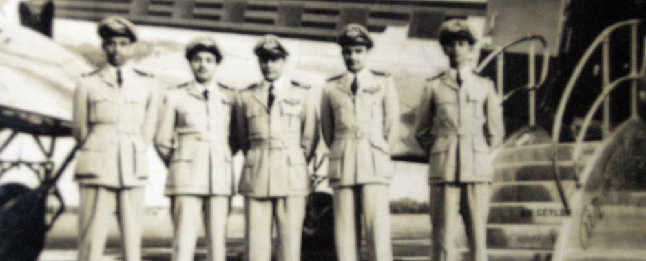 Flying a 100 years aboard Sri Lankan skies