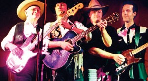 They'll  be there: All-time favourites, the Mavericks at a previous concert