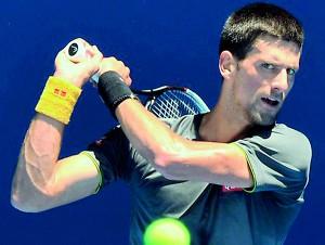 Novak Djokovic - Paldano