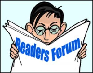 Readers Forum
