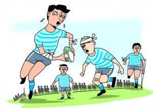 Vimal's Cartoon