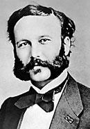 Henry Dunant (1828 - 1910 AD)