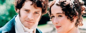 One of its many film productions: The BBC TV  series starring Colin Firth and Jennifer Ehle