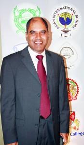 Dr. Harsha Alles, Chairman of TISSL, Deputy Chairman Gateway College