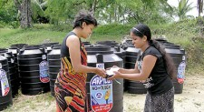 TG water tank project helping to empower local community