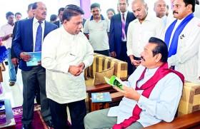 Inspired to make Sri Lanka the knowledge hub�.