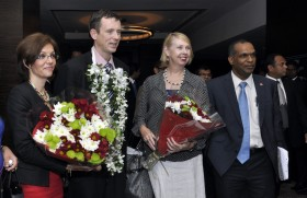DIMO, HNB Assurance and HDFC win ACCA Sustainability Reporting Awards 2012