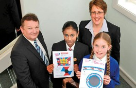 Lankan girl designs cuppa fit for a queen