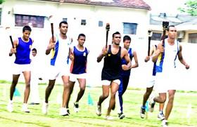 Basil House triumphant at Peterite Athletics Championship