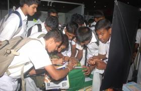 The Indian Education Fair 2013