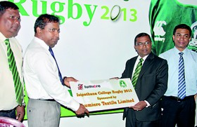 Isipathana rugby to go green