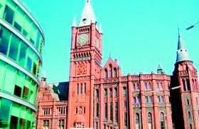An morning with the University of Liverpool