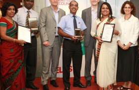 ICBT Campus Sweeps the British Council IELTS Awards 2012