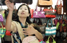 Leather products fair in Colombo