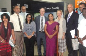 Diplomats visit Hambantota chamber, meet tourism stakeholders