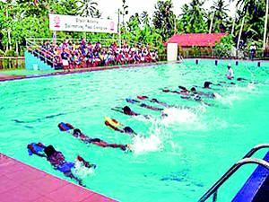 Bryan Adams Swimming Pool
